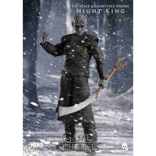 Game of Thrones: The Night King - Actionfigur - 33 cm