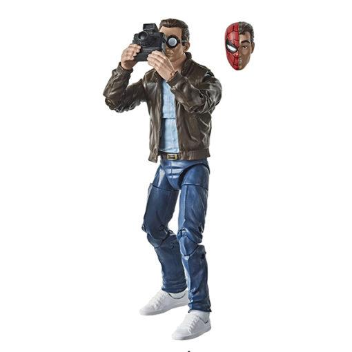 Marvel Legends: Retro Spider-Man Series - Peter Parker - E9319 - 15 cm