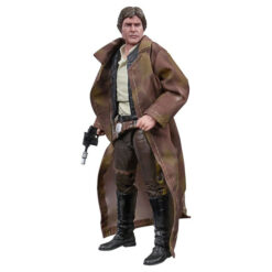 Star Wars: Black Series - Return of the Jedi - Han Solo (Endor) - E9364 - 15 cm