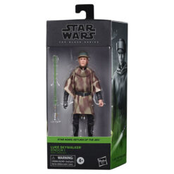 Star Wars: Black Series - Return of the Jedi - Luke Skywalker (Endor) - E9360 - 15 cm