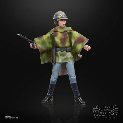 Star Wars: Black Series - Return of the Jedi - Princess Leia Organa (Endor) - E9363 - 15 cm
