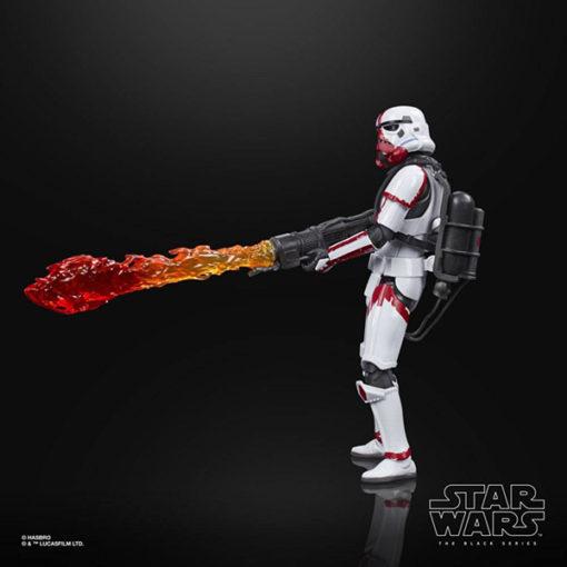 Star Wars: Black Series - The Mandalorian - Incinerator Trooper - E9366 - 15 cm