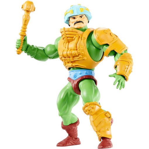 Masters of the Universe: Man-At-Arms - Origins Actionfigur - 14 cm
