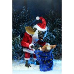 Gremlins: Santa Stripe & Gizmo - Doppelpack Actionfigur - 18 cm