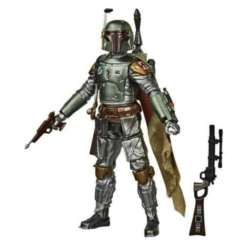 Star Wars: Black Series - Carbonized - Boba Fett (Episode V) - E9927 - 15 cm