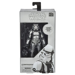 Star Wars: Black Series - Carbonized - Stormtrooper - E9923 - 15 cm
