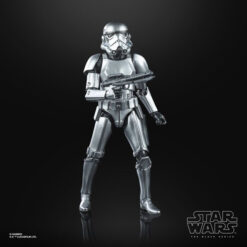 Star Wars: Black Series - Carbonized - Stormtrooper - E9923 - 15 cm