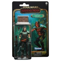 Star Wars: Black Series - The Mandalorian Credit Collection - Cara Dune - F1184 - 15 cm