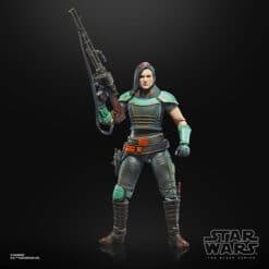 Star Wars: Black Series - The Mandalorian Credit Collection - Cara Dune - F1184 - 15 cm