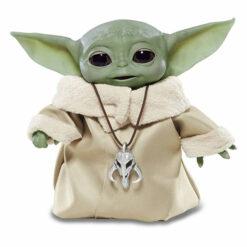 Star Wars: The Mandalorian - (Yoda) The Child - Elektronisch sprechend (Animatronic Edition) - F1119