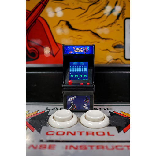 Tiny Arcade Space Invaders Super Impulse