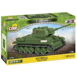 COBI: World War II - Panzer T-34-85 - 2702