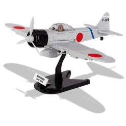 COBI: World War II - Mitsubishi A6M2 Zero - 5515