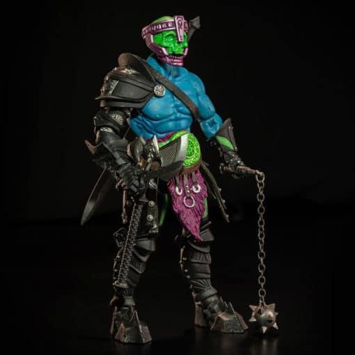 Mythic Legions: Wasteland - Kronnaw - Actionfigur - 15 cm