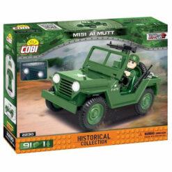 COBI: Vietnam War - Ford M151 A1 Mutt - 2230