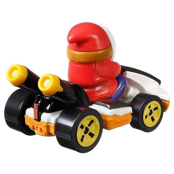 """Hot Wheels: Nintendo Mario Kart """"Shy Guy"""" Masstab 1:64 - Die-Cast - GRN25"""