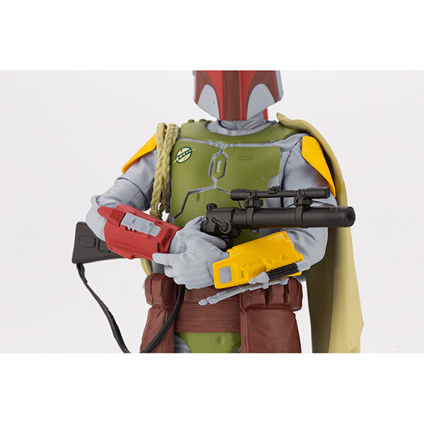 Kotobukiya: Star Wars Episode V - ARTFX+ Statue 1/10 - Boba Fett (Vintage Color) - Exclusive - 19 cm
