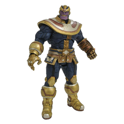 Marvel Select: Planet Thanos Infinity - Actionfigur - 20 cm