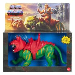 Masters of the Universe: Battle Cat - Origins Actionfigur - 14 cm