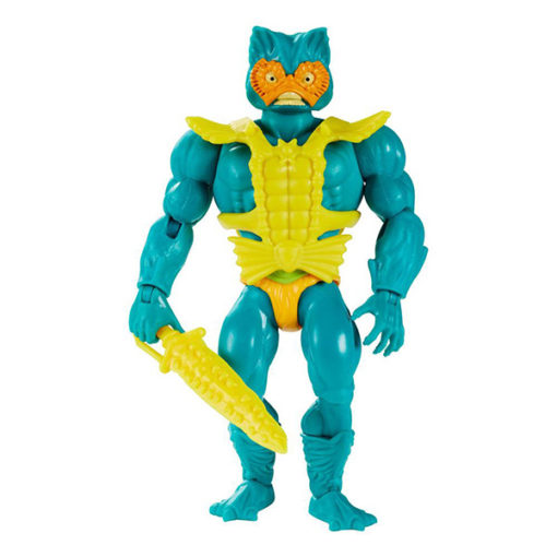 Masters of the Universe: Mer-Man - Origins Actionfigur - 14 cm