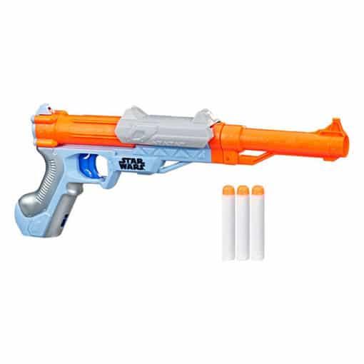 Nerf: Star Wars Mandalorian Blaster + 3 Darts - F2249