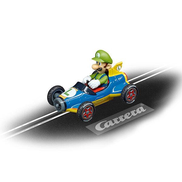 Carrera GO!!! Slotcar: Nintendo Mario Kart 8 - Mach 8 - Luigi