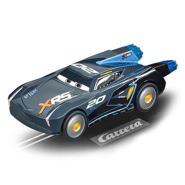 Carrera GO!!! Slotcar: Disney-Pixar Cars - Rocket Racer - Jackson Storm