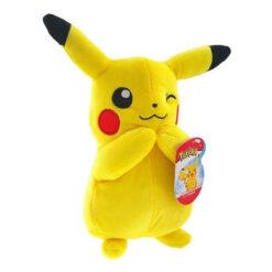 Pokémon: Plüschfigur - Pikachu zwinkernd - 20 cm