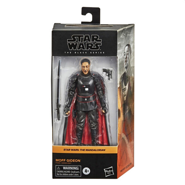 Star Wars: Black Series - The Mandalorian - Moff Gideon - F1304 - 15 cm