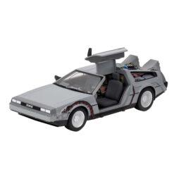 NECA: Back to the Future - 1983 DeLorean - Time Machine - Diecast Modell - 15 cm