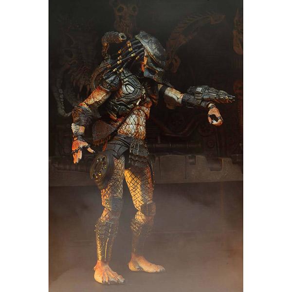 Predator 2: Ultimate Stalker Predator (30th Anniversary) - Actionfigur - 20 cm