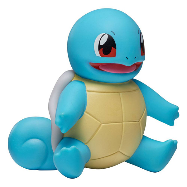 Pokémon: Kanto - Wave 1 - Vinyl Figur - Schiggy - 10 cm