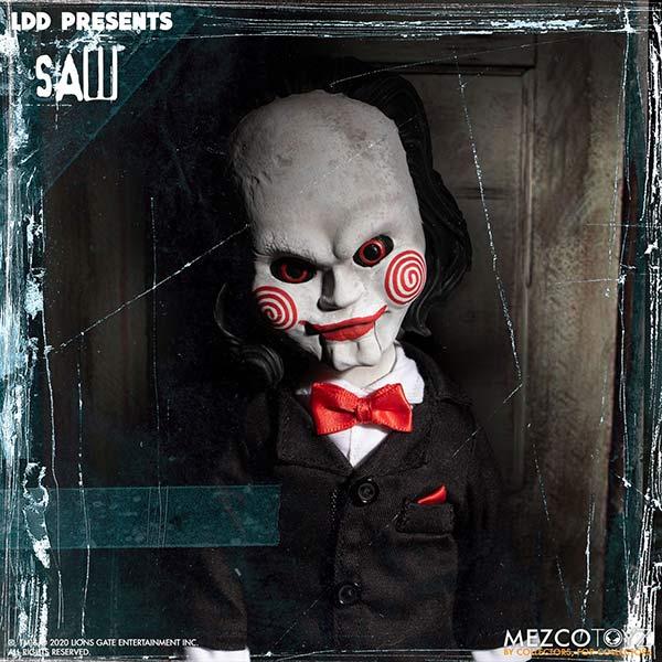 Saw: Billy - Living Dead Dolls - 25 cm