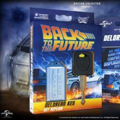 Back to the Future: DeLorean - Autoschlüssel - Replik 1/1