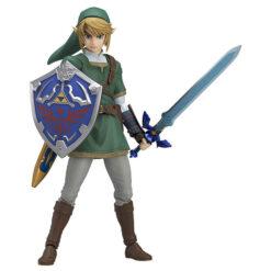 The Legend of Zelda: Twilight Princess - Link - Figma Actionfigur - 14 cm