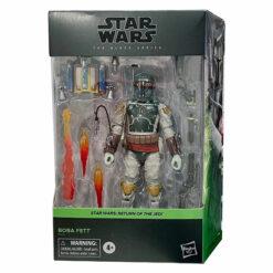 Star Wars: Black Series - Deluxe Boba Fett (Episode VI) - F1271 - 15 cm