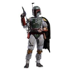 Hot Toys: Star Wars (Episode V) - Boba Fett - Movie Masterpiece - Actionfigur 1/6 - 30 cm
