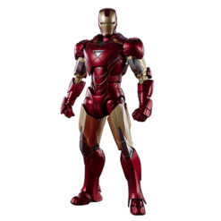 Iron Man: Mark 6 (Battle of New York Edition) - S.H. Figuarts - Actionfigur - 15 cm