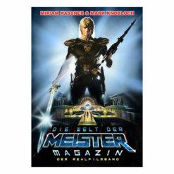 Masters of the Universe: Buch - Die Welt der Meister Magazin - Der Realfilmband - Deutsche Version