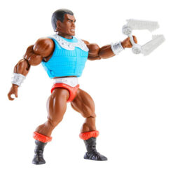 Masters of the Universe: Clamp Champ - Origins Deluxe Actionfigur - 14 cm