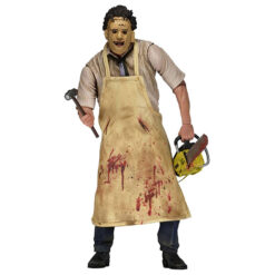 Texas Chainsaw Massacre: Leatherface 40th Anniversary - Ultimate Retro Actionfigur - 18 cm