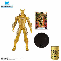DC Multiverse: The Flash / Red Death (Earth 52 Dark Nights: Metal) - (Gold Label Series) - Actionfigur - 18 cm