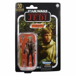 Star Wars: Vintage Collection - Kenner - Luke Skywalker (Endor) - Actionfigur - F3117 - 10 cm