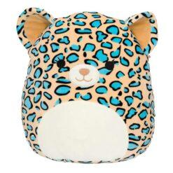 Squishmallows: Plüschfigur - Liv der Leopard - 19 cm
