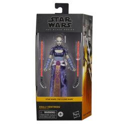 Star Wars - Black Series - The Clone Wars - Asajj Ventress - F1861 - 15 cm