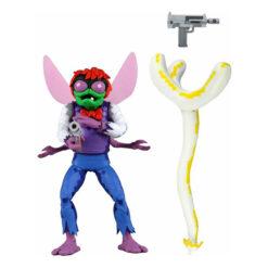 Teenage Mutant Ninja Turtles: (Videospiel Turtles in Time) - Baxter Stockman - Ultimate Actionfigur - 18 cm
